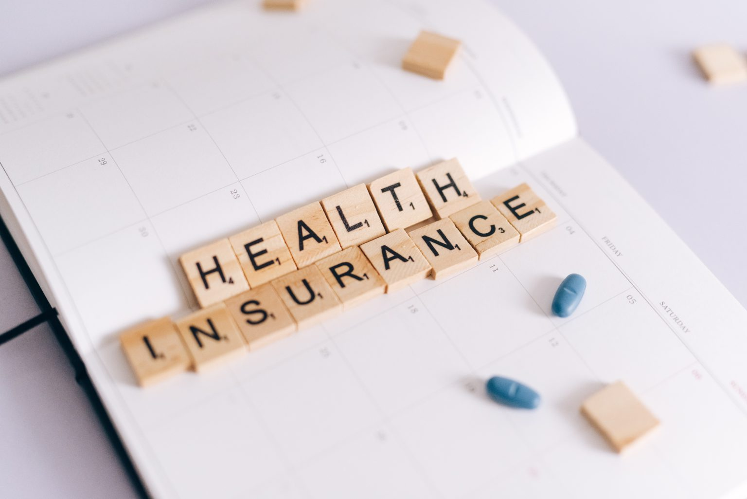 HEALTH INSURANCE WE ACCEPTED